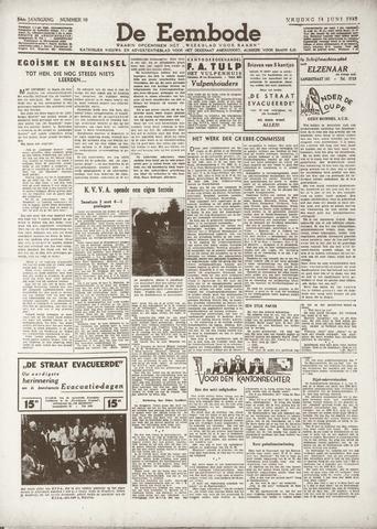 De Eembode 1940-06-14