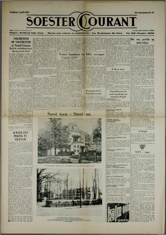 Soester Courant 1967-04-07