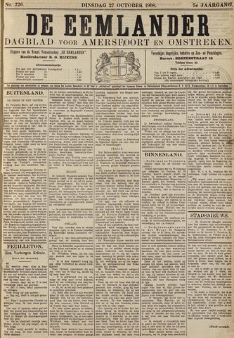 De Eemlander 1908-10-27