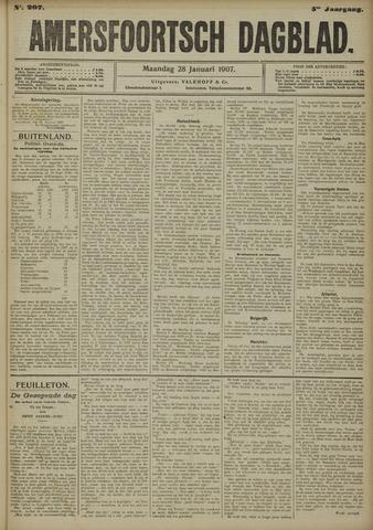 Amersfoortsch Dagblad 1907-01-28