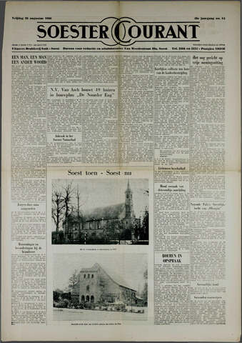 Soester Courant 1966-08-26