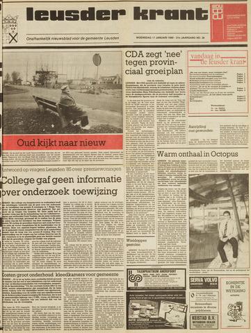 Leusder Krant 1990-01-17
