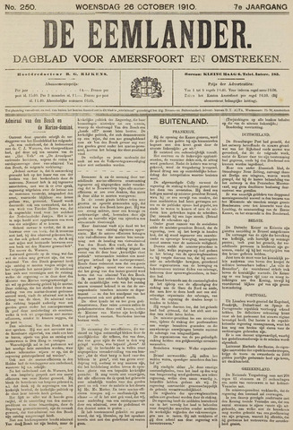 De Eemlander 1910-10-26