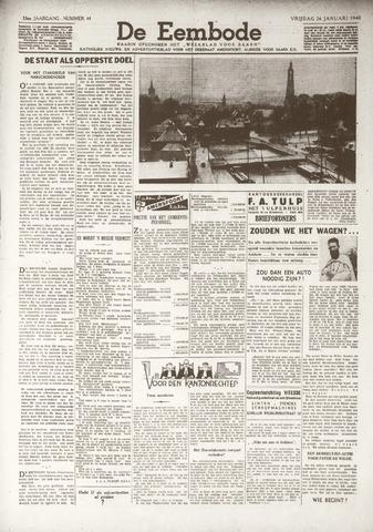 De Eembode 1940-01-26