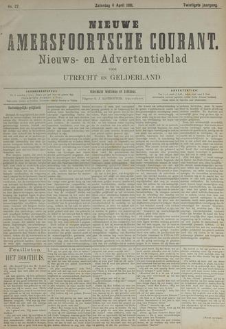 Nieuwe Amersfoortsche Courant 1891-04-04