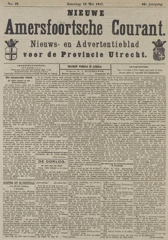 Nieuwe Amersfoortsche Courant 1917-05-19