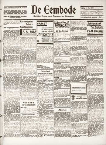 De Eembode 1934-05-18
