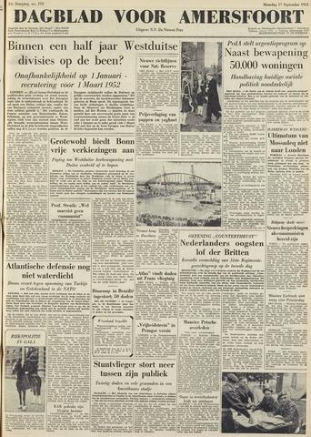 Dagblad voor Amersfoort 1951-09-17