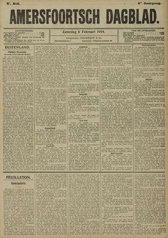 Amersfoortsch Dagblad 1904-02-06