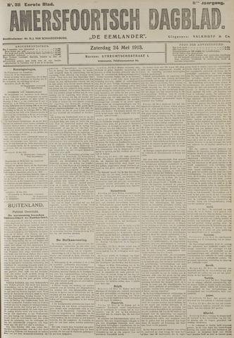 Amersfoortsch Dagblad / De Eemlander 1913-05-24