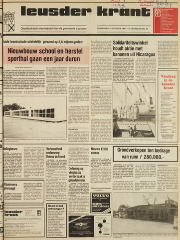 Leusder Krant 1985-10-10