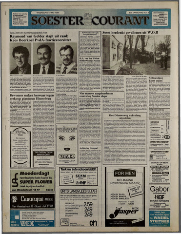 Soester Courant 1989-05-10