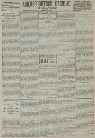 Amersfoortsch Dagblad / De Eemlander 1922-03-20