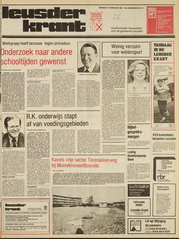 Leusder Krant 1981-02-17