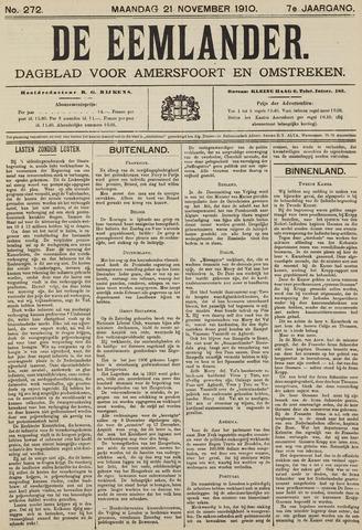De Eemlander 1910-11-21