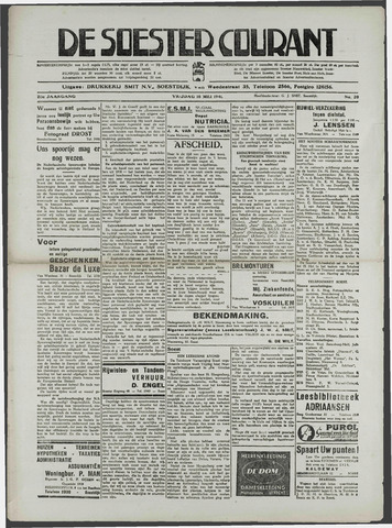 Soester Courant 1941-05-16