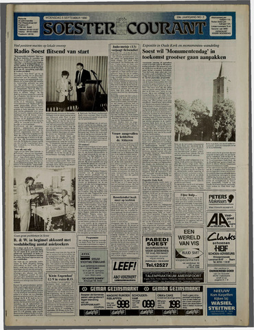 Soester Courant 1990-09-05