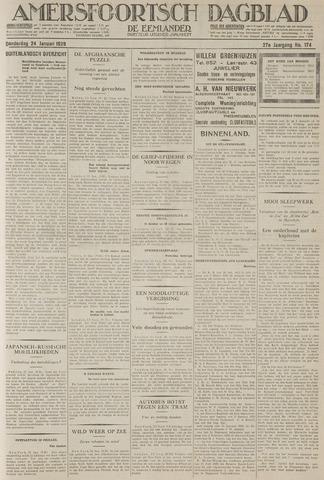 Amersfoortsch Dagblad / De Eemlander 1929-01-24