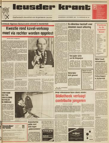 Leusder Krant 1985-12-05