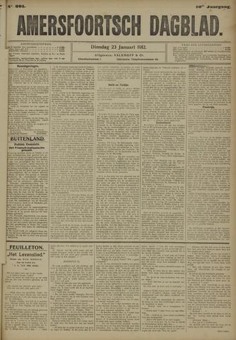 Amersfoortsch Dagblad 1912-01-23