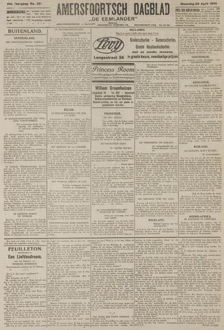 Amersfoortsch Dagblad / De Eemlander 1926-04-26