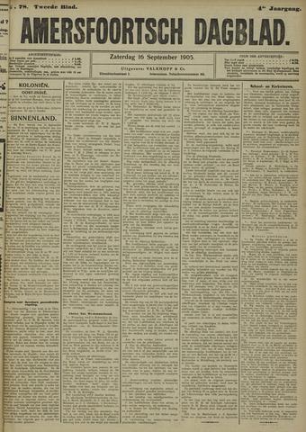 Amersfoortsch Dagblad 1905-09-16
