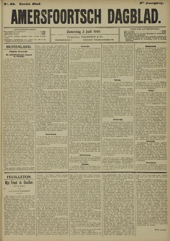 Amersfoortsch Dagblad 1910-07-02