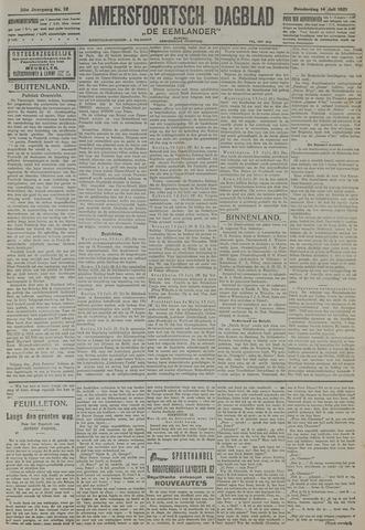 Amersfoortsch Dagblad / De Eemlander 1921-07-14
