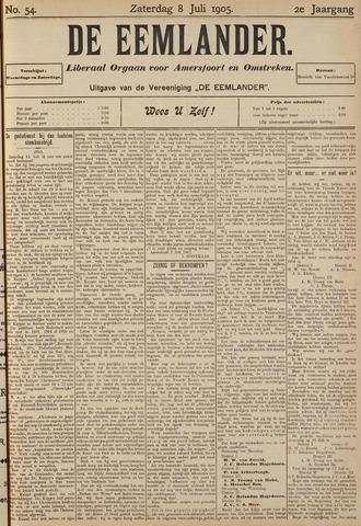 De Eemlander 1905-07-08