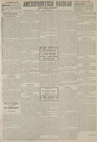 Amersfoortsch Dagblad / De Eemlander 1922-08-11