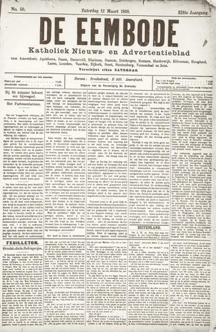 De Eembode 1898-03-12