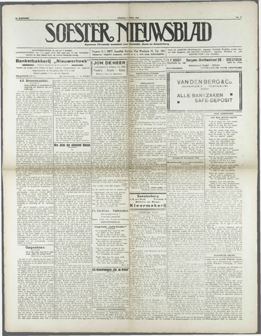 Soester Courant 1932-04-01