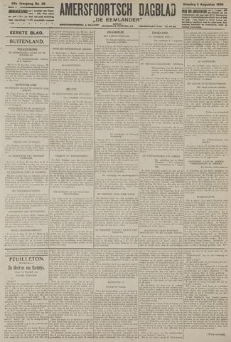 Amersfoortsch Dagblad / De Eemlander 1926-08-03