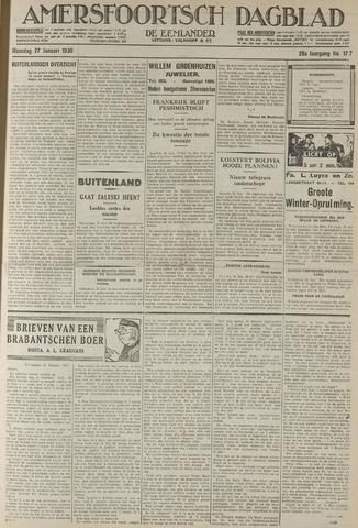 Amersfoortsch Dagblad / De Eemlander 1930-01-27