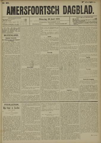 Amersfoortsch Dagblad 1910-06-28