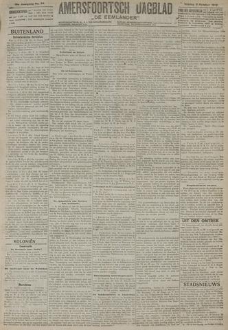 Amersfoortsch Dagblad / De Eemlander 1919-10-03