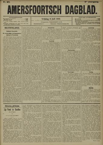 Amersfoortsch Dagblad 1910-07-08
