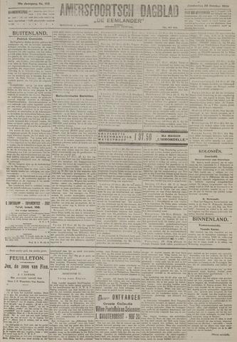 Amersfoortsch Dagblad / De Eemlander 1920-10-28