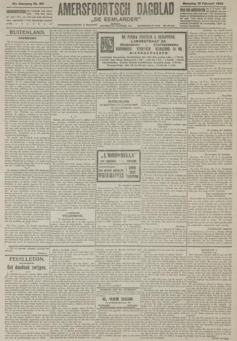 Amersfoortsch Dagblad / De Eemlander 1923-02-12