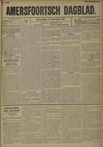 Amersfoortsch Dagblad 1911-12-27
