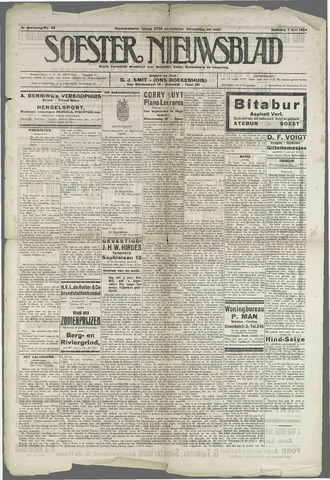 Soester Courant 1924-06-07