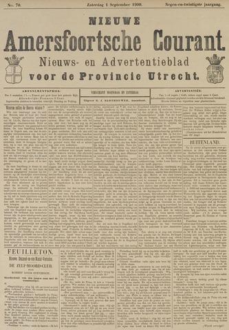 Nieuwe Amersfoortsche Courant 1900-09-01