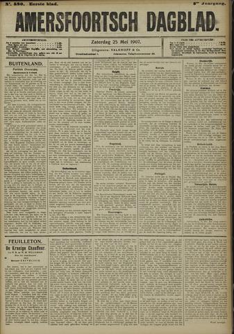 Amersfoortsch Dagblad 1907-05-25