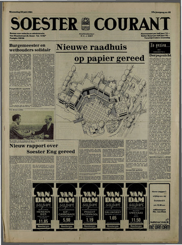 Soester Courant 1981-07-22