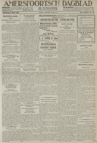 Amersfoortsch Dagblad / De Eemlander 1928-03-08