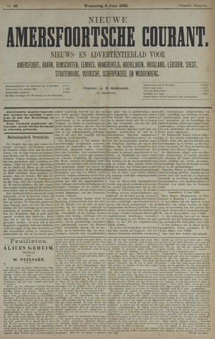 Nieuwe Amersfoortsche Courant 1883-06-06