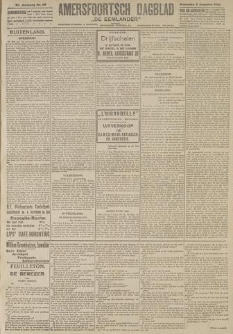 Amersfoortsch Dagblad / De Eemlander 1922-08-02