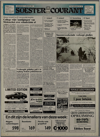 Soester Courant 1995-01-11