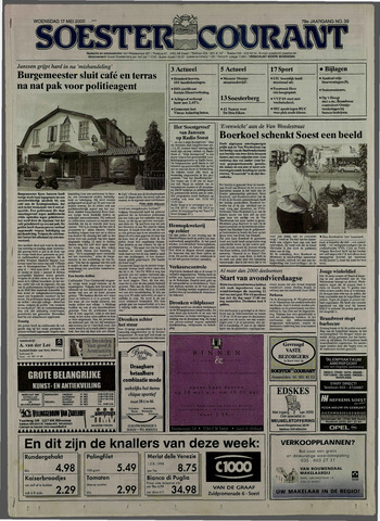 Soester Courant 2000-05-17
