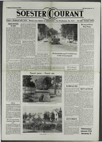Soester Courant 1969-08-22